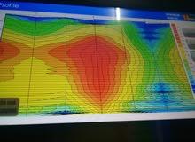 البحث والتنقيب عن المياه الجوفية بنظم الموجات الجيوفيزيائية والخرائط التلقائية