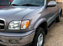 Automatic Grey Toyota 2002 for sale