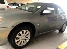 Grey Mitsubishi Galant 2009 for sale