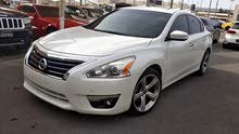 2014 Nissan Altima Gulf specs Full options V6