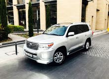 For sale Toyota Land Cruiser car in Amman