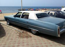 Cadillac Fleetwood 1975 for sale in Tripoli
