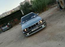 سيارة BMW 520 للبيع او البدل