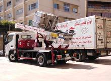 أوتو فحص للنقل الأثاث في كل لبنان فك وتركيب وتوضيب وتأجير رافعات لطابق 14 وشحن خارجي وتخزين