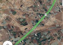 ارض سكنيه للبيع حوض ابو دبوس