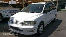 Mitsubishi space wagon 2004 good condition