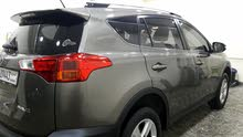 Toyota Rav4 2013 For Sale in Excellent Condition.
