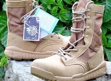 أجود الأحذية العسكرية واحذية الرحلات السياحية الجبلية أحذية تصلح لجميع التضاريس