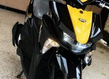 New Yamaha motorbike available in Tripoli