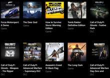 حساب Xbox One