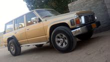 Available for sale! 0 km mileage Nissan Patrol 1991