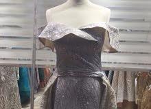 فستان ملبوس مرتين فقط قاعد جديد750