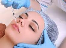 دورات تدريبية في مجال الجلدية و التجميل