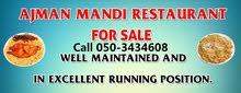 Mandi Restaurant For Sale in Ajman: