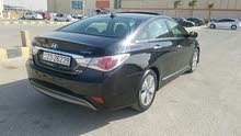 Automatic Hyundai Sonata 2014
