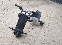 Drifting 3 Wheels Bike