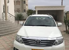 110,000 - 119,999 km mileage Toyota Fortuner for sale