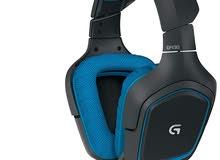 سماعة لوجيتك المحيطية Logitech G430