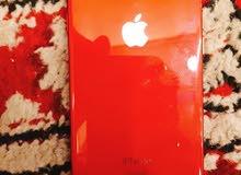 جوال آيفون 8 اللون أحمر نظيييف مررره