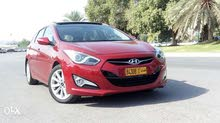 hyundai I40 model.2013 very good condition for sale low mileage