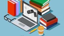 معلمون ومعلمات خبرة جميع التخصصات اابتدائي متوسط ثانوي جامعة / متخصصون كتابة بحوث ومشاريع تخرج
