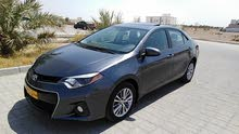 Used condition Toyota Corolla 2014 with 1 - 9,999 km mileage