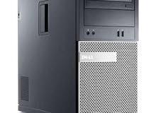 جهاز كمبيوتر مكتبي  Core i5-2400 @ 3.1 GHz Model: Dell OptiPlex 390