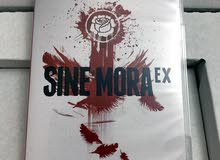 SINE MORA ex ( Nintendo Switch ) Game