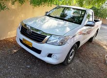 Gasoline Fuel/Power   Toyota Hilux 2014
