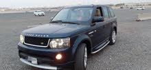 Blue Land Rover Range Rover Sport 2006 for sale