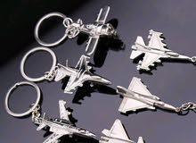 حمالات مفاتيح لعشاق الطيران
