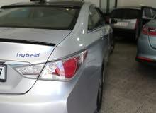 سوناتا 2012 للايجار نمره بيضاء 30دينار، التأجير داخل عمان فقط
