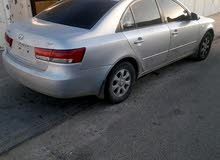 Used condition Hyundai Sonata 2007 with +200,000 km mileage