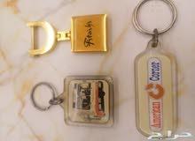 ميداليات مفاتيح قديمة لهواة التجميع