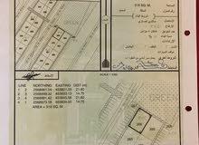 ارض للبيع سكني تجاري 319م في الطيب
