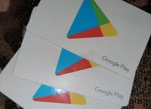 كروت جوجل بلاي 10$