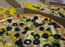 شيف بيتزا وفطائر
