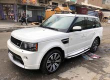 White Land Rover Range Rover Sport 2008 for sale