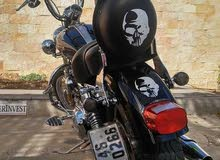 Used Harley Davidson motorbike in Amman