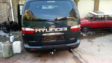 Diesel Fuel/Power   Hyundai H-1 Starex 2002