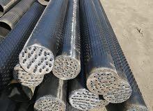 الحلفاوي للتجارة والتوريدات لجميع انواع مواسير حفر الابار الجوفيه فلتر وساده وخط