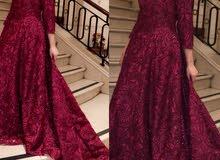 فستان ملوكي للمحجبات