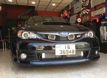 سوبارو إمبريزا Impreza STI موديل 2008 أصلية بحالة الوكالة