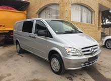 Mercedes Benz Vito 2012 For sale - Silver color