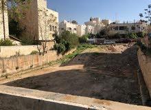ارض تجاريه 1000م للبيع - جبل عمان