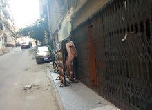 محل 24 متر  للبيع بجوار مدرسة الفرنسيسكان بكفر عبده