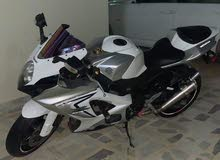 Buy a Used Suzuki motorbike made in 2008