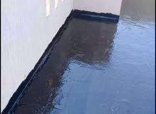 اسطى قطران لجميع العوازل الرطوبة أسطح المنازل