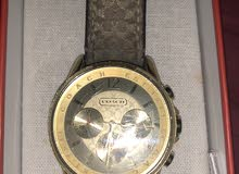 used authentic coach watch