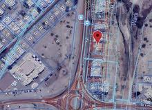 للبيع ارض سكني تجاري بوشر الانصب بنجب بنك مسقط 400 متر